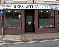 Rees Astley Newtown Office